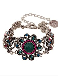 Europen Noble Luxurious Retro Cuff Bracelets