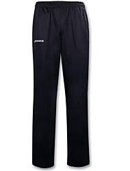 joma Außen 100% Polyeater Trikotdunkelblau / schwarz Sport der Männer lange Hosen Trainingshosen