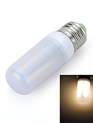 Marsing E26/E27 10 W 56 SMD 5050 800-900 LM Warm White Corn Bulbs AC 220-240 V