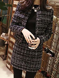 Women's Suits , Polyester Casual O&Y