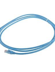 Câble réseau unshieded de cuivre à haute vitesse 2m