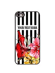personalizzato phone caso - bar-type design del case in metallo per iPhone 5 / 5s