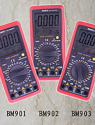 LCD digitale display bm902 multimeter multifunctionele elektrische instrument szbj