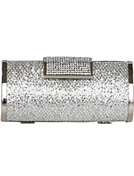 Women's Shiny  Pure Color Clutches