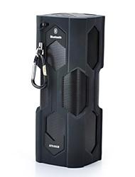 falante projeto escorpião vina impermeável nfc sem fio Bluetooth 4.0 para celular / tablet / pc-preto
