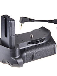 grip vertical ny-2g para Nikon D5100 câmera DSLR / D5200 / D5300