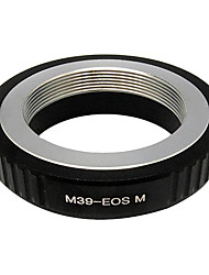 Jaray M39-EOS M Adapter Ring for Canon EOS-M