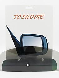 toshome pellicola anti-riflesso per interni specchietti retrovisori esterni per audi a3 2012