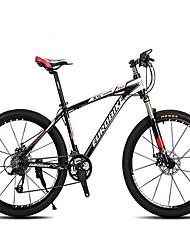 x5 pro novo 21/27 velocidades homem mountain bike bicicleta preta branco mais mtb