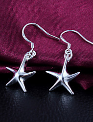 Uyuan Women's Fashion 925Silver Earrings