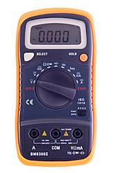 Auto Range Digital Display Clamp Meters Electrical Multimeter SZBJ BM8300Z