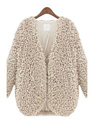 Mode lässig warmen Mantel kamengsi Frauen