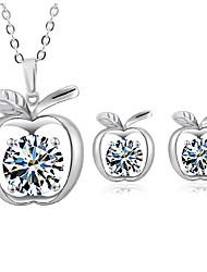 soleados sistemas de la joyería elegante del diamante