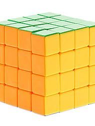 Xuan Feng Stickerless 4x4x4 Magic Cube with Tutorials DVD