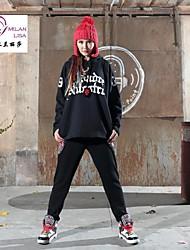 milanlisa® женская зимняя ладони печатных свободные брюки-карго