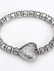 argenté bracelet des femmes