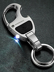DGB-Y043 Single-Mode 1xLED Flashlight Bottle Opener Key Chain
