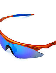 Cycling Anti-Fog PC Wrap Fashion Sports Glasses