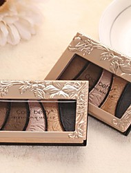 5 Colors Professional Dazzling Matte&Shimmer 3in1 Eyeshadow Makeup Cosmetic Palette