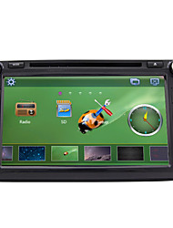 8-inch 2 Din TFT Screen In-Dash Car DVD Player For Volkswagen With BT,Navigation-Ready GPS,RDS,ATV,RL-521