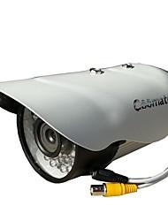 coomatec C909 tarjeta SD de la cámara DVR al aire libre 700TVL impermeable ccd sony AVOUT