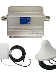 nouvelle DCS 1800MHz lcd amplificateur de signal de téléphone mobile + kit d'antenne
