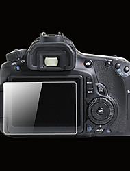protector de pantalla de cristal eirmai de cañón 60d / 600d
