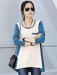 Women's New Design Fashion Long Sleeve T Shirt
