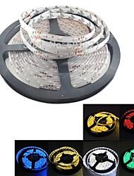 6 Sonderfarben LED flexible wasserdichte Dekoration Streifen 5m 300x3528 SMD DC 12V Gelb / warmes weißes / bule / green / rot / weiß