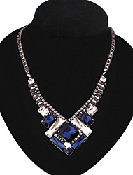 Colorful day  Women's European and American fashion necklace-0526038