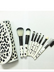 8PcsMini Makeup Brushes with Bag