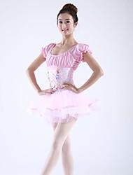 Ballet Dancewear Women's  Cotton And Tulle Ballet Dress(More Colors)