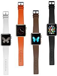 SmartWatch Bluetooh, el apoyo del auricular, los medios de comunicación recuerdan, podómetro, notificador, alarma, etc. para android