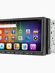 rungrace Android 4.2 7-Zoll-In-Dash-Auto-DVD-Spieler Multi-Touch-kapazitiven mit WLAN, GPS, RDS, iPod, Bluetooth, Touchscreen