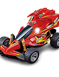 S.X.TOYS 386 RC Car Rechargeable Electric Remote Control Racing Toy Car with Light Music