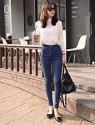 Damenmode dünne Hosen