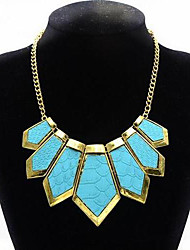 Women's Personality Multi-level Alloy Necklace
