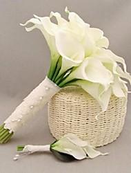 bouquet de lys calla mariée