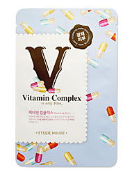 Etude House MASKS I Need You, Vitamin Complex! Mask Sheet- 1 piece