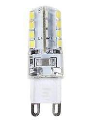 3W G9 LED a pannocchia T 32 SMD 2835 210 lm Bianco AC 220-240 V