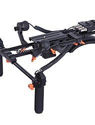 SK-MHF03 Motorized Follow Focus Shoulder Rig Stabilizer Steadicam for Canon 5D3 Nikon D800 Sony Camcords