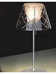 Simple Cut Glass Lamp