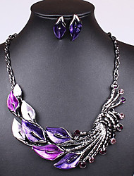 Colorful day  Women's European and American fashion necklace-0526128