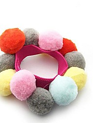 Korean Fashion Ladies Ball Hair Ties