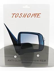 toshome pellicola anti-riflesso per specchietti retrovisori esterni per audi a3 2010,2013