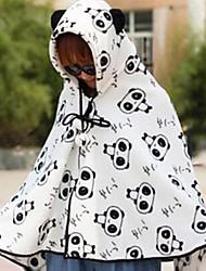 милые маленькие модели Panda ватки косплей шаль