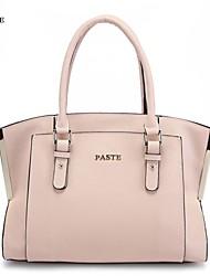 Paste® Good Quality Women's Big Size Cow Leather Lady Shoulder Bag (More Colors)