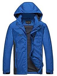 QiFeng Outdoors Men's Windbreak & Waterproof Jacket