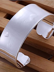Heart Of Men's Style Silver Plated Bracelet