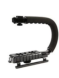 Grip Handheld cc-vh02 stabilisateur de steadycam poignée vidéo pour Canon Nikon reflex Sony Mini DV